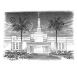 Guadalajara Mexico Temple