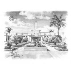 Mérida Mexico Temple