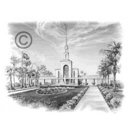 Sao Paulo Brazil Temple