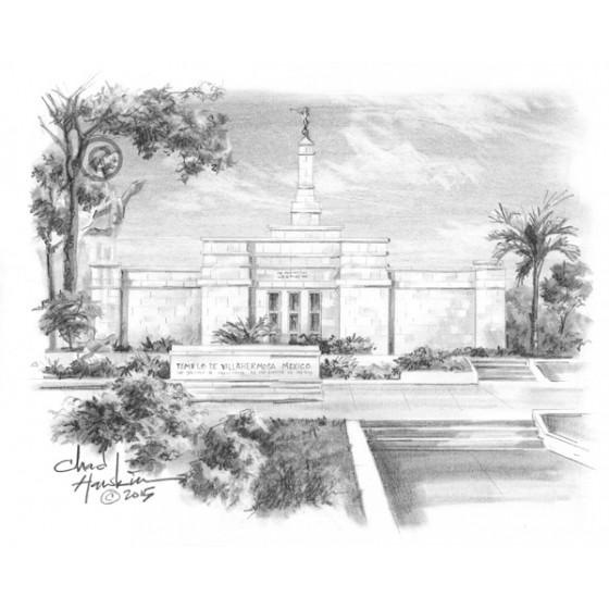Villahermosa Mexico Temple