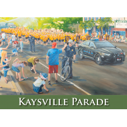 OUR HOMETOWN PARADE - KAYSVILLE, UTAH