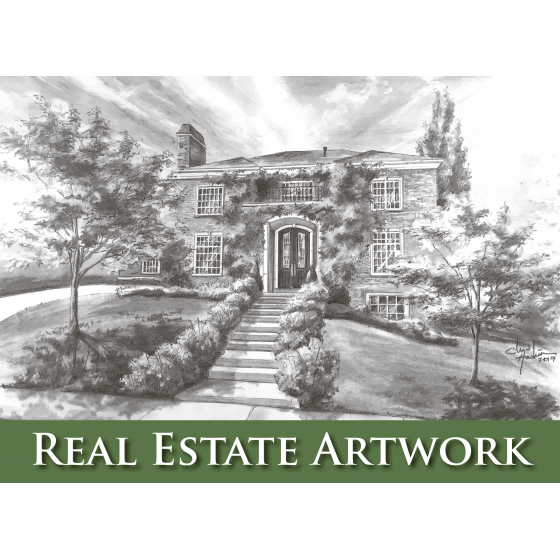 REAL ESTATE ARTWORK