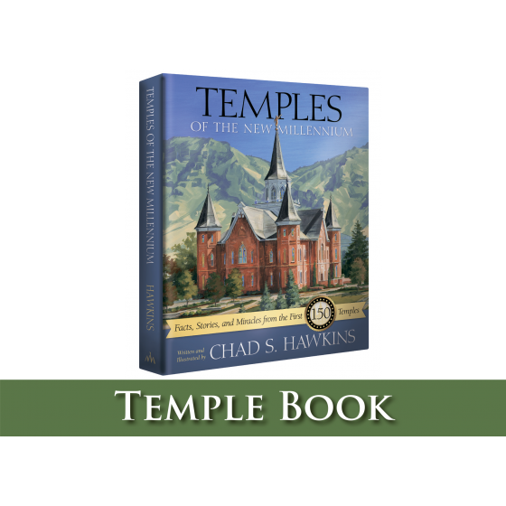 TEMPLES OF THE NEW MILLENNIUM