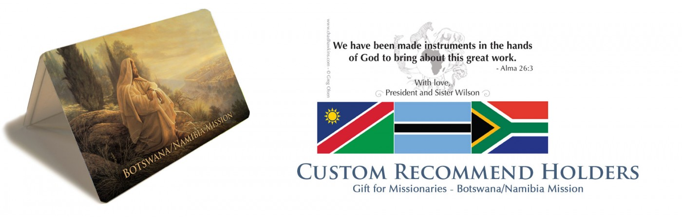 Custom holders