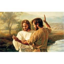 Baptism Of Christ Recommend Holder